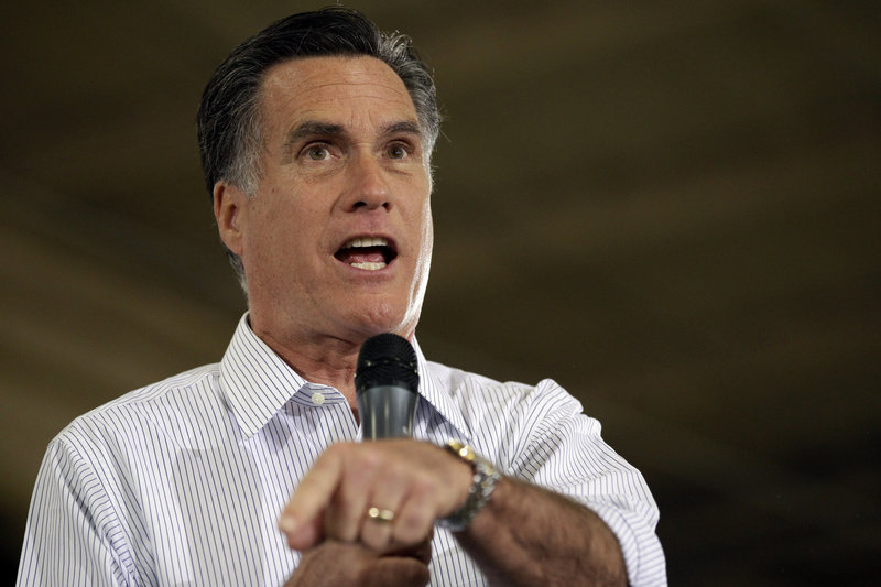 Former Massachusetts Gov. Mitt Romney retains his lead over Ron Paul, Rick Santorum and Newt Gingrich in Maine Republican caucus votes, after a recount by the state party. But Maine Republican Chairman Charlie Webster cautions that the tally still may not be accurate.