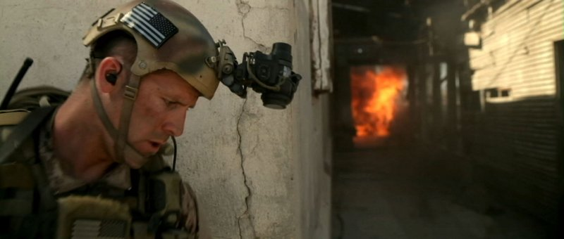 "The action sequences in ""Act of Valor,"" directed by Mike ""Mouse"" McCoy and Scott Waugh, are intense and realistic."