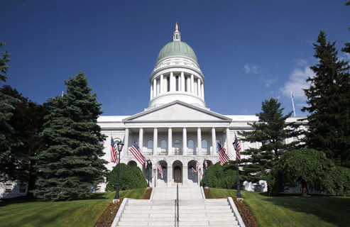 The budget, which closes a $121 million immediate gap at the department and includes $25 million in cuts across state government next year, gained final Senate passage 27-8 and was signed by Gov. LePage on Thursday.