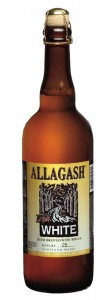 Allagash Brewing of Portland won the gold medal in the Great American Beer Festival's Belgian-style witbier category for its flagship Allagash White.