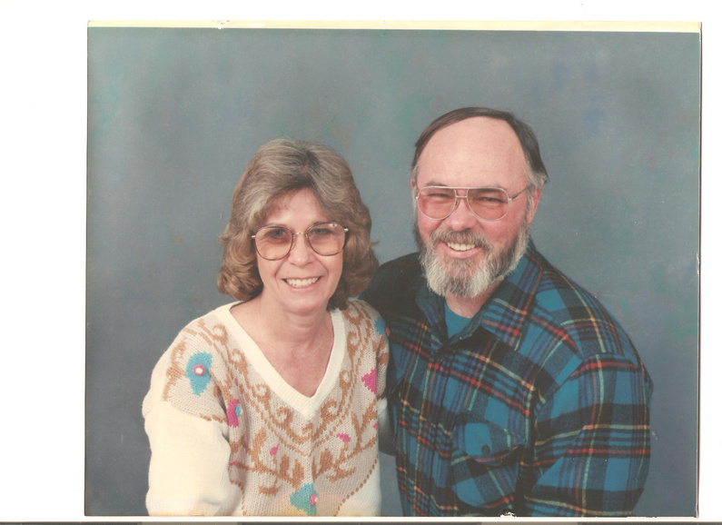 Danny Evans with his longtime girlfriend, Diana Holcomb. The couple married on the day he died.