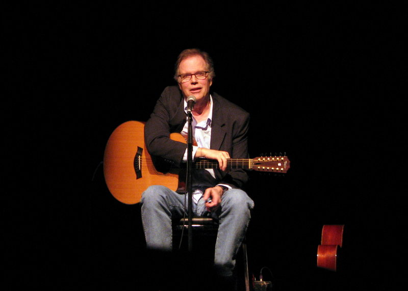 Guitar legend Leo Kottke performs on Thursday at the Strand Theatre in Rockland.