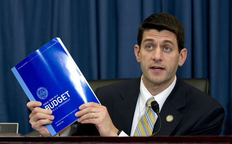 """House Budget Committee Chairman Rep. Paul Ryan, R-Wis., is fashioning a sequel to last year's """"Path to Prosperity"""" manifesto that ignited a firestorm over Medicare."""