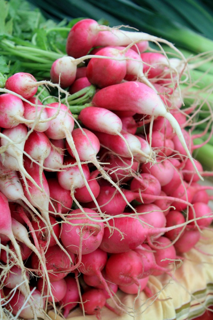 Even if you don't particularly care for radishes, you might find that grilling or roasting them changes your opinion.