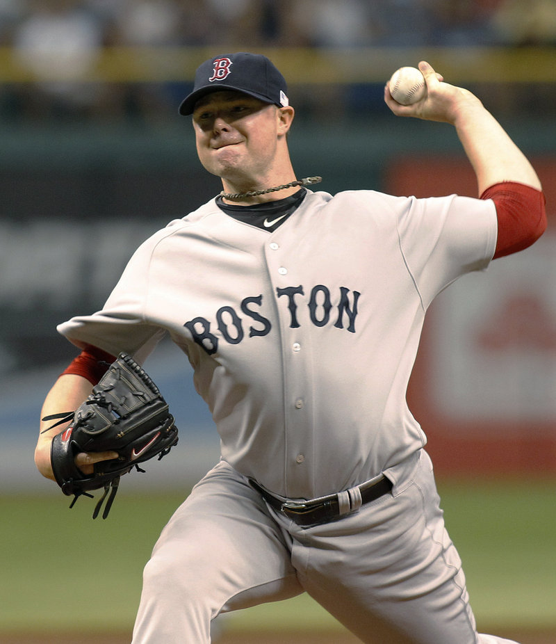 Red Sox pitcher Jon Lester has been named the starter for the April 5 season opener against the Detroit Tigers.