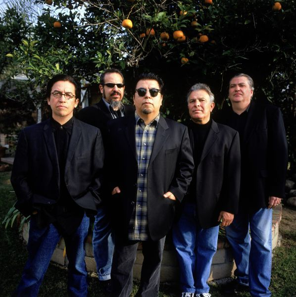 The veteran rock band Los Lobos performs on March 29 at Stone Mountain Arts Center in Brownfield.