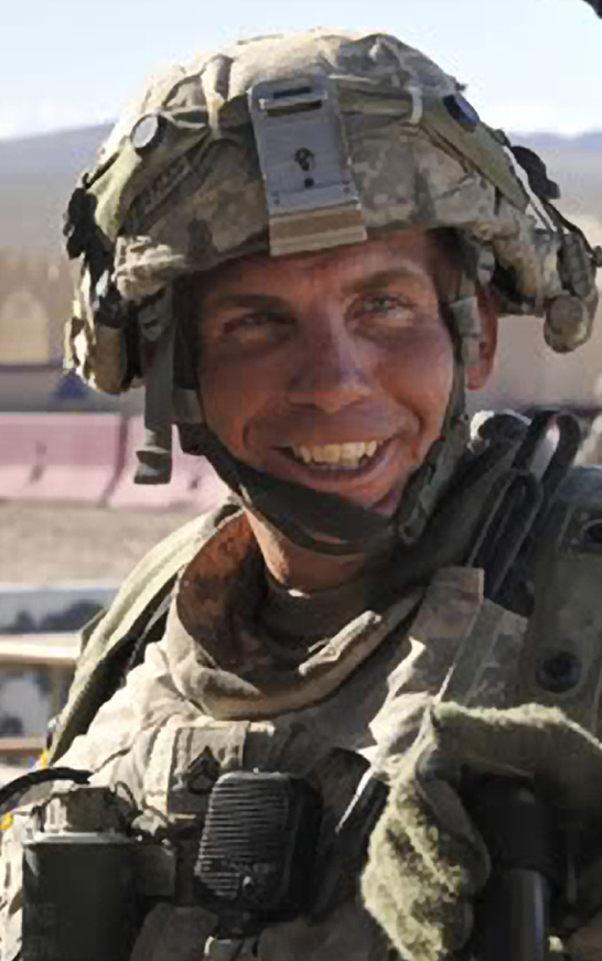 Staff Sgt. Robert Bales is accused of killing 17 Afghan civilians.