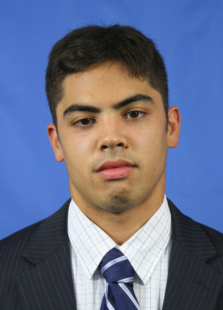 Matt Mangene, UMaine forward