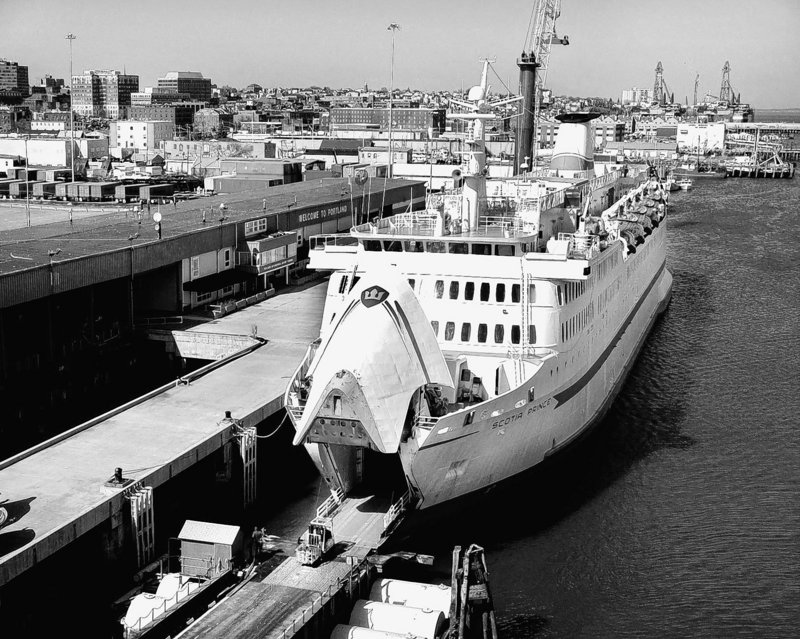 For 22 years, from 1982 to 2004, the Scotia Prince was a seasonal fixture on Portland's busy waterfront. Now the vessel is headed for the scrap heap.