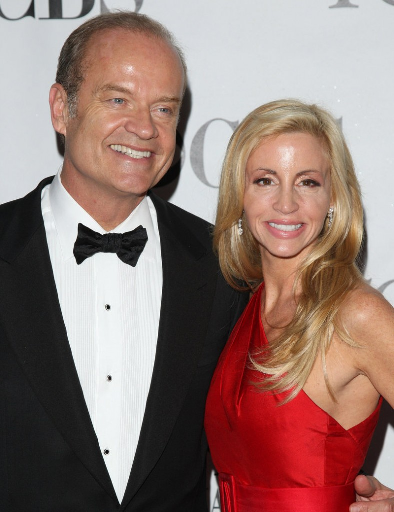 Camille Grammer cut ties with
