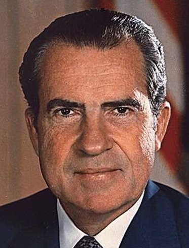 President Nixon was so fond of yogurt that he had it flown in daily from California.
