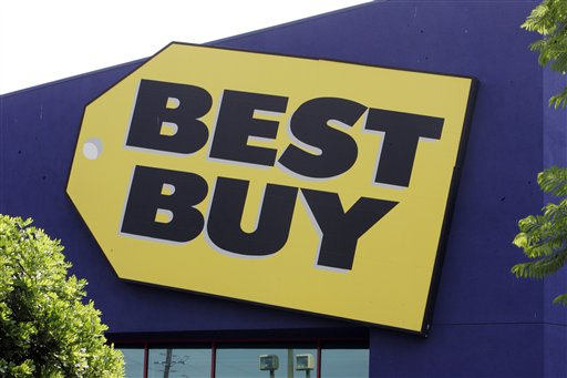 The Best Buy store in Biddeford is one of 50 stores targeted for closing by the company.