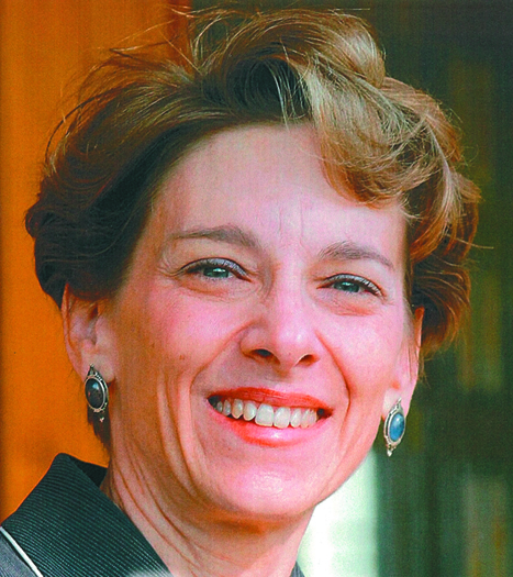 Kathryn A. Foster, new president of the University of Maine at Farmington.