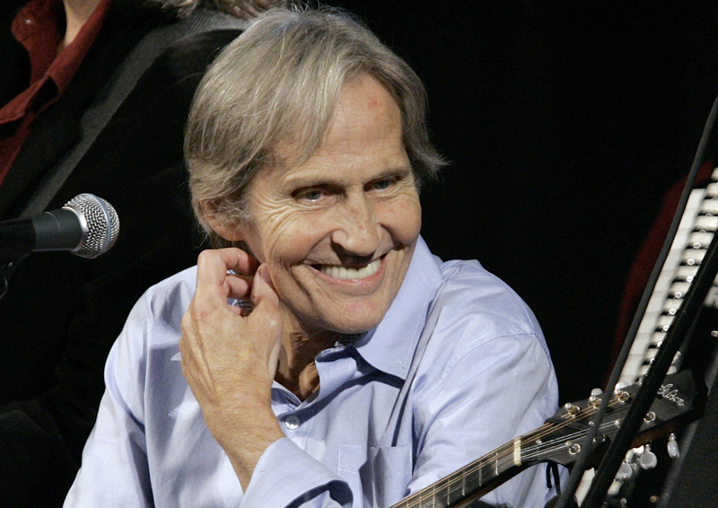 In this Dec. 3, 2007 file photo, musician Levon Helm appears on the new