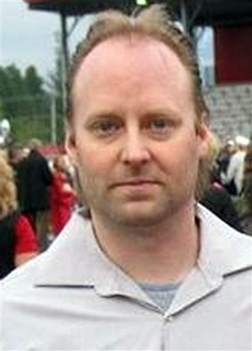 This undated photo provided by the King County Sheriff's Office shows Peter Keller. After a nearly 23-hour standoff, police blew up the top of an elaborate bunker in the Cascade Mountains on Saturday, April 28, 2012, and found the body of a man inside ó believed to be that of Keller, a survivalist wanted in the deaths of his wife and daughter last weekend. The suspect appeared to have shot himself, King County sheriff's Sgt. Katie Larson said. Officials were awaiting positive identification of the body. (AP Photo/King County Sheriff's Office)