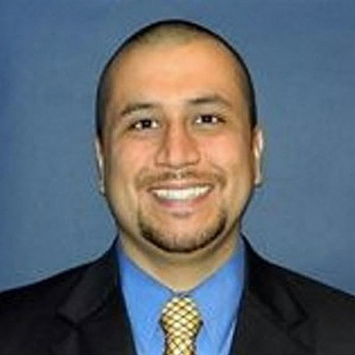 An undated recent photo of George Zimmerman from the website of the Orlando Sentinel.