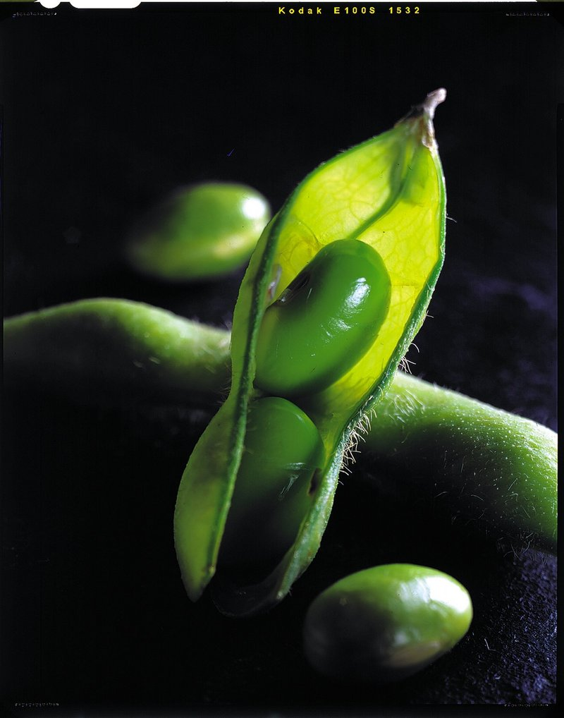 Edamame may be best known as a salty bar snack, but they stand in nicely for peas and fava beans in a variety of dishes.