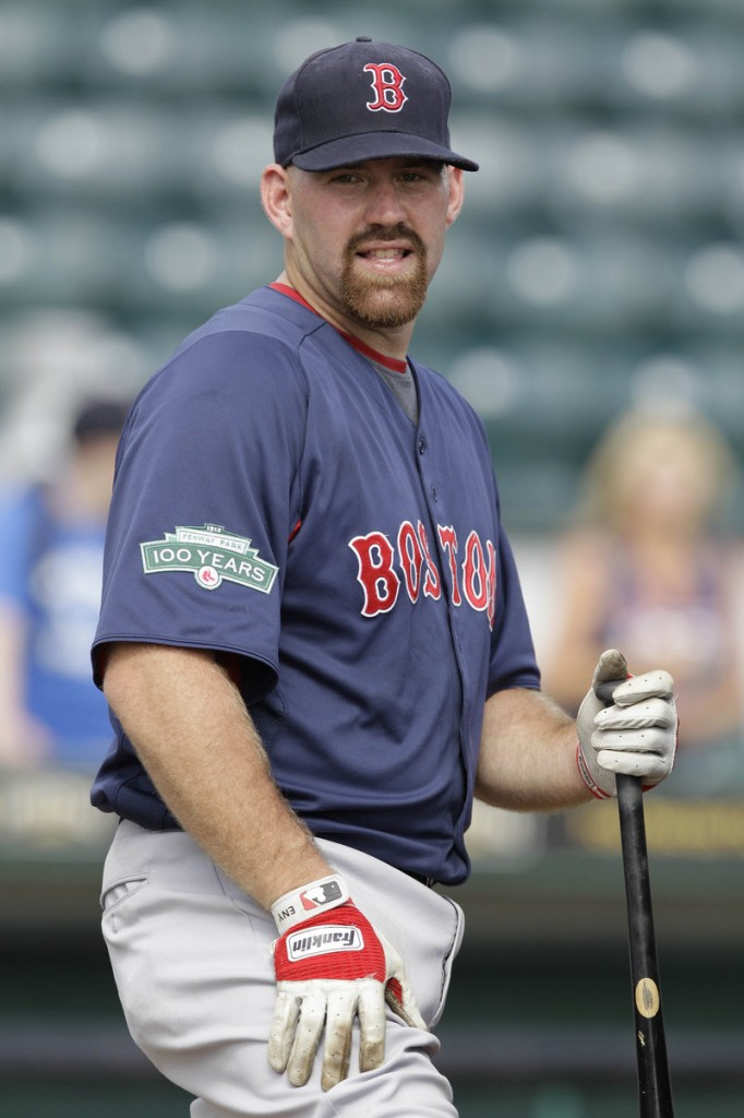 Kevin Youkilis has had two injury-plagued seasons, but when healthy provides a needed right-handed bat.