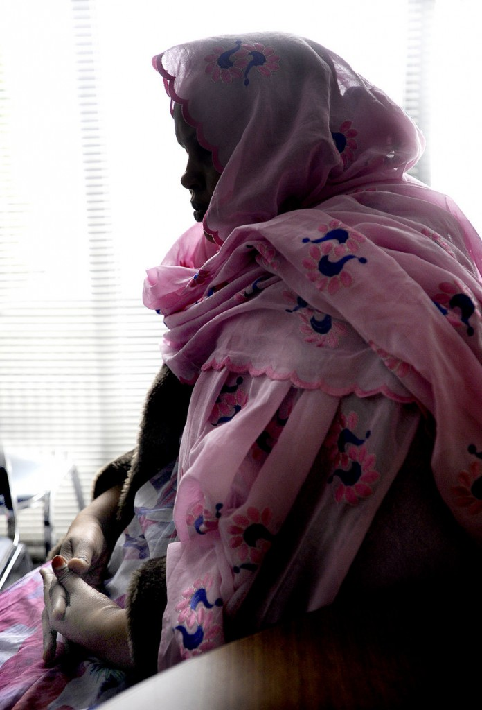 Saada Hassan came to Portland from Djibouti to protect her daughters.