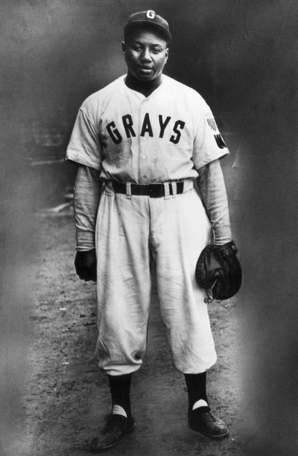 "Josh Gibson, the famous Negro League baseball player, is the subject of Daniel Sonenberg's opera ""The Summer King."""