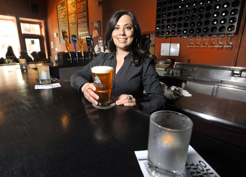 Terez Fraser is the owner of Blue on Congress Street in Portland.