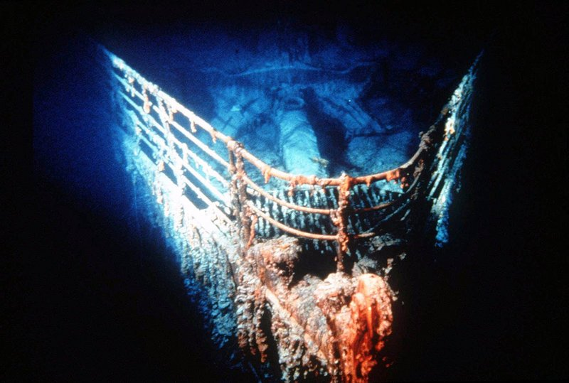 One hundred years ago today, the wreck of the Titanic came to rest on the bottom of the North Atlantic, about 400 miles southeast of Newfoundland.