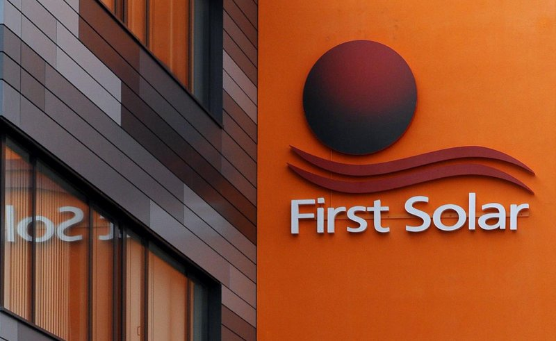 First Solar is closing manufacturing operations at Frankfurt an der Oder in Germany due to weak markets.