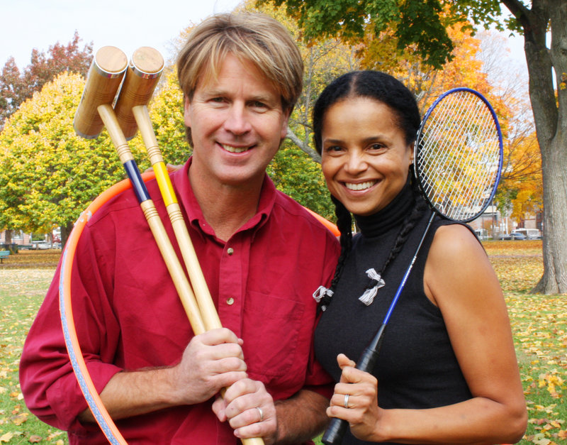 Paul Tukey and Victoria Rowell have co-written