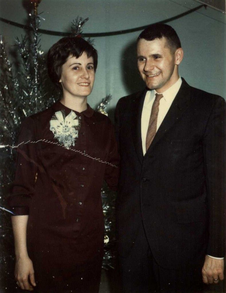Teresa Getchell and her husband, Air Force Lt. Col. Paul Getchell.