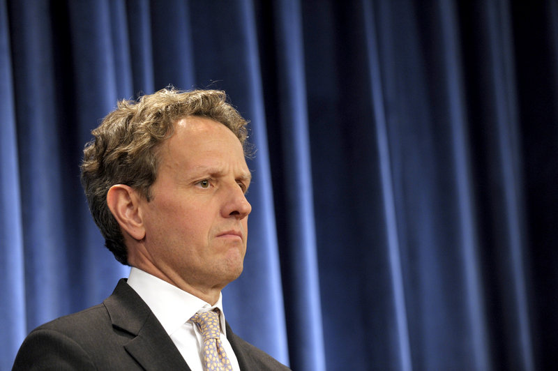 Treasury Secretary Timothy Geithner says reforms to Social Security and Medicare must be slowly phased in.