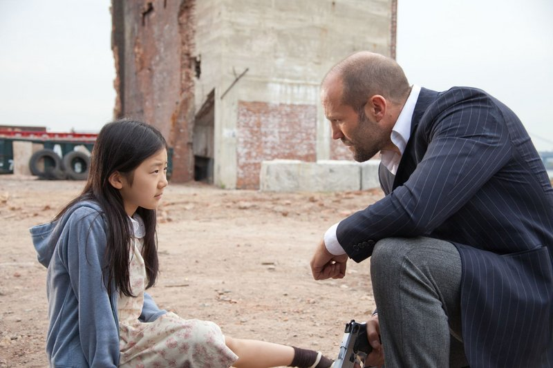 """Mei (Catherine Chan) has Luke Wright (Jason Statham) on her side in """"Safe."""""""
