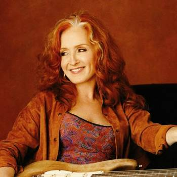 Blues artist Bonnie Raitt is at Merrill Auditorium in Portland on May 31.