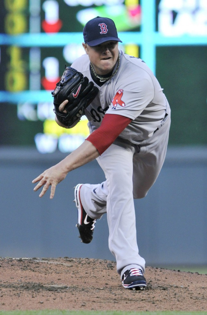 Jon Lester, 0-2 with a 6.00 ERA, goes for the Red Sox today against the White Sox.