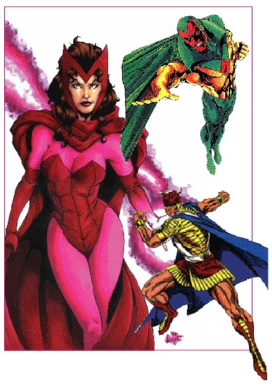 The Scarlet Witch, The Vision and Gilgamesh make our list of the best and worst of some of the lesser-known Avenger characters.