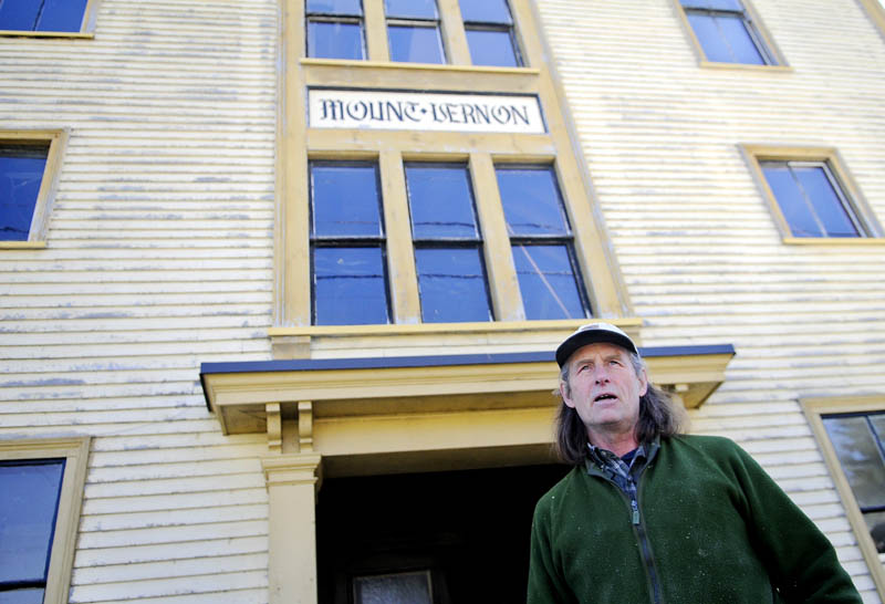 Erik Groenhout is restoring the former Odd Fellows Lodge in Mount Vernon. The Dutch woodworker is building a production space to build cabinets within the prominent structure on Minnehonk Lake.