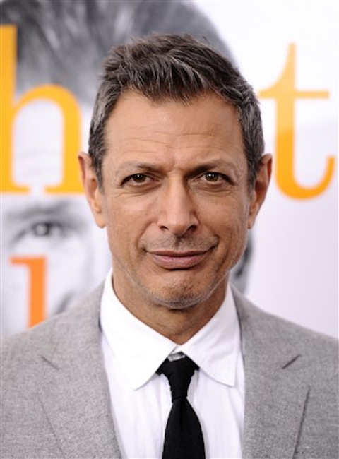 In this Sunday, Nov. 7, 2010 file photo, actor Jeff Goldblum attends the premiere of