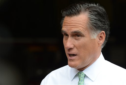 In an interview today with Fox News, Mitt Romney said his campaign hires people