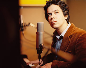 M. Ward says to make an interesting live show, you sometimes reinvent the song.
