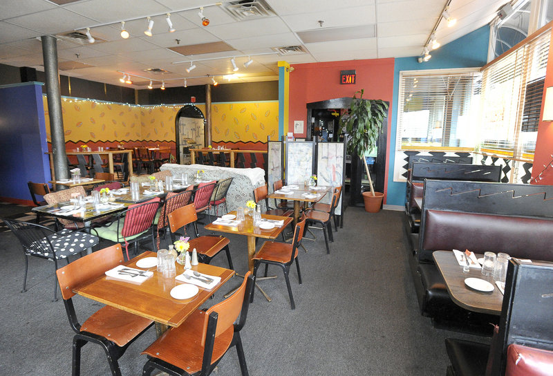 Pepperclub has been pleasing diners from its location on the fringe of the Old Port for 22 years.