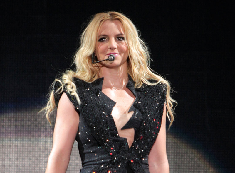 """Singer Britney Spears reportedly signed a one-year $15 million contract to become a judge on """"The X Factor."""" The Fox network declined to comment."""
