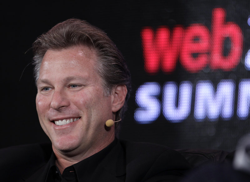 Ross Levinsohn has been appointed interim CEO at Yahoo, replacing Scott Thompson, who stepped down Sunday amid controversy over his resume.