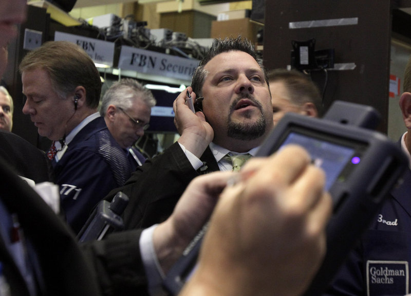 Last weekend's failure of Greece to form a new government has led markets to drop worldwide, including in the the United States, where the Dow slipped 125 points Monday.