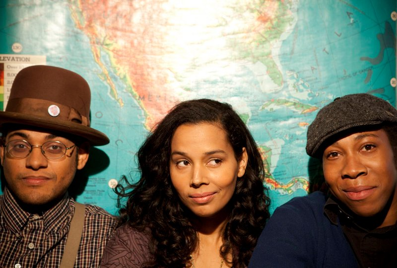 Carolina Chocolate Drops, Aug. 4 in Freeport