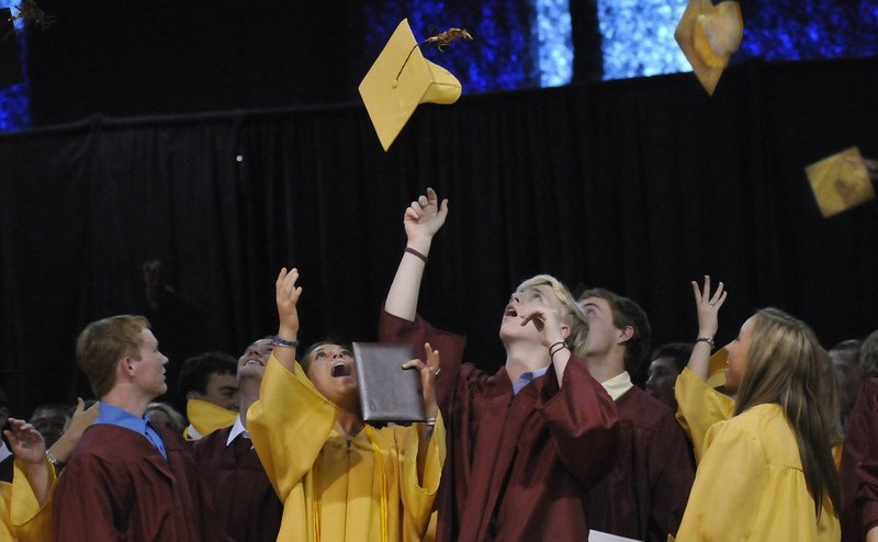 What high school graduates need to hear is that the world has become a complicated place.
