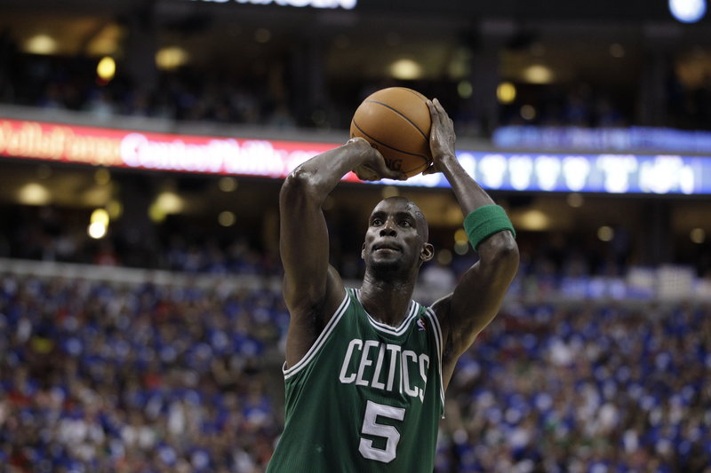 Kevin Garnett isn't coming up with anything to motivate himself like he did against the Atlanta Hawks. After all, this is a Game 7, and the game and the opponent will be enough. A loss and the Celtics are done; a win and a series against the Miami Heat will be next.