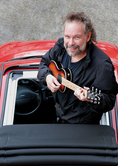 Singer-songwriter John Gorka is at One Longfellow Square in Portland on Friday.