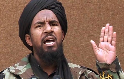 FILE - This March 25, 2007, file image, made from video posted on a website frequented by Islamist militants and provided via the IntelCenter, shows al-Qaida militant Abu Yahia al-Libi. A U.S. drone strike killed al-Qaida's second-in-command, an American official said Tuesday, a significant blow to the terror network that has lost a string of top leaders since the death of Osama bin Laden last year on Monday, June 4, 2012. (AP Photo/IntelCenter, File) THE ASSOCIATED PRESS HAS NO WAY OF INDEPENDENTLY VERIFYING THE CONTENT, LOCATION OR DATE OF THIS VIDEO