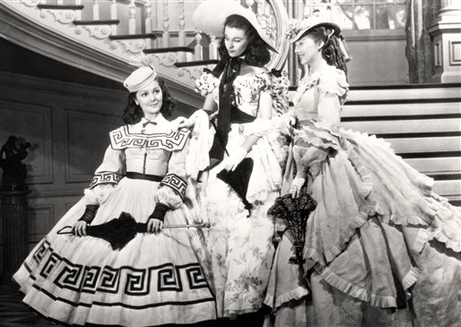 This undated image from the film