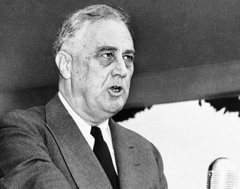 "Using ""socialist"" as a political epithet in the U.S. dates back to pre-Civil War days. Decades later, many elements of President Franklin Roosevelt's New Deal, including Social Security, were denounced as socialist."
