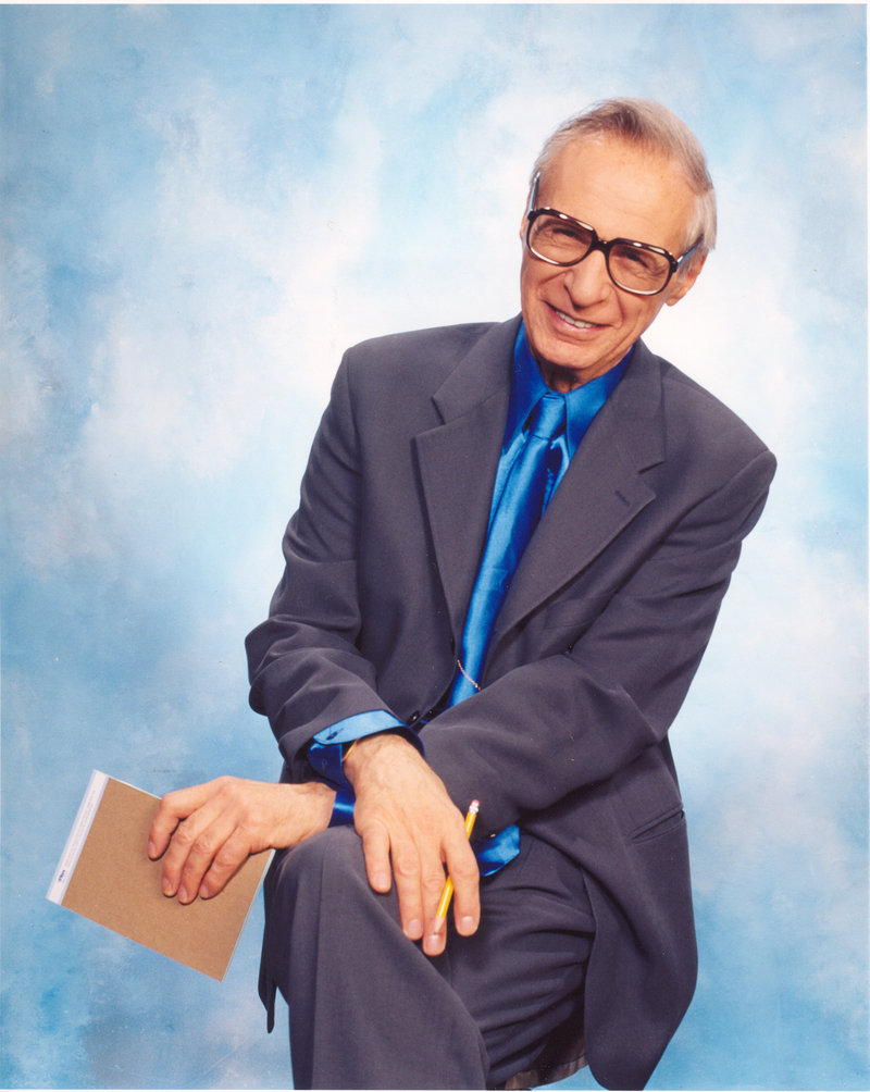 Kreskin, 77, was born George Kresge.